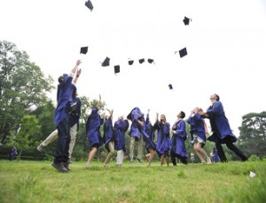 newly grad students