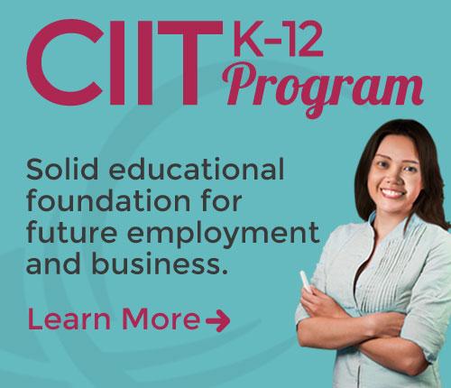 CIIT K-12 Program